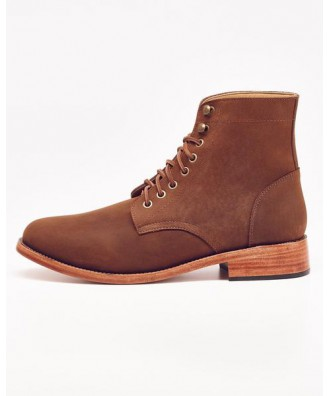 Lockwood Trench Boot Oak