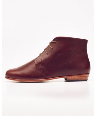 Harper Chukka Boot Brandy
