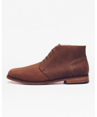Emilio Chukka Boot Oak