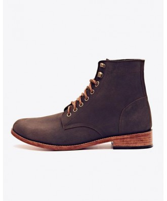Lockwood Trench Boot Steel