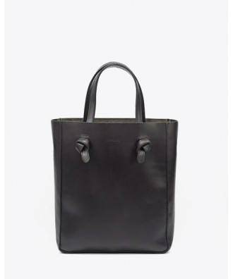 Simone Crossbody Shopper Black