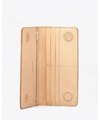 Classic Wallet Cuir Naturel