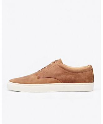 Diego Low Top Sneaker Tobacco