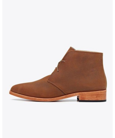 Isa Boot Oak