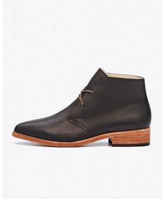 Isa Boot Black