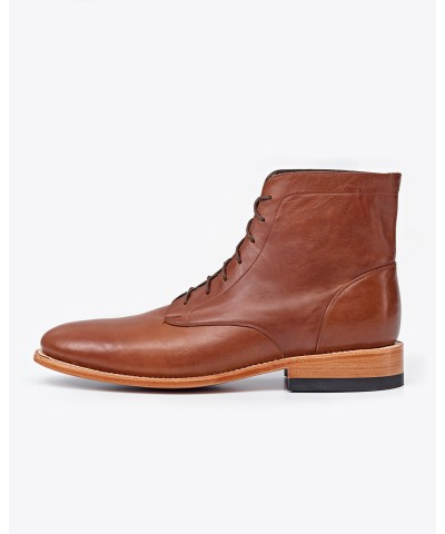 Luciano Boot Brown