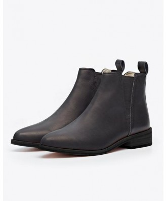 Women Chelsea Boot Black/ Black