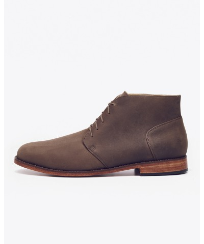 Emilio Chukka Boot Steel