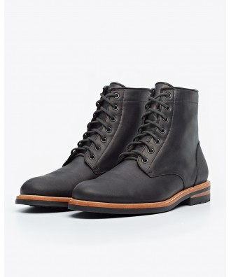 Andres All Weather Boot Black