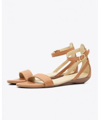 Serena Sandal Pale Honey