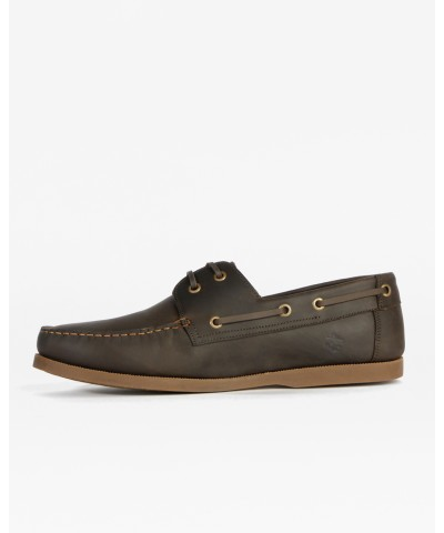 Boat Shoes Steel