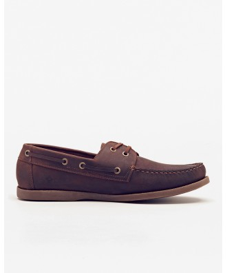 Boat Shoes Oak