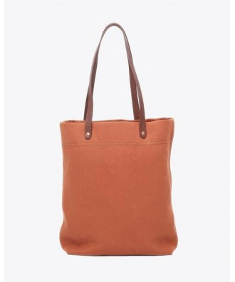 Canvas Tote Bag Amber