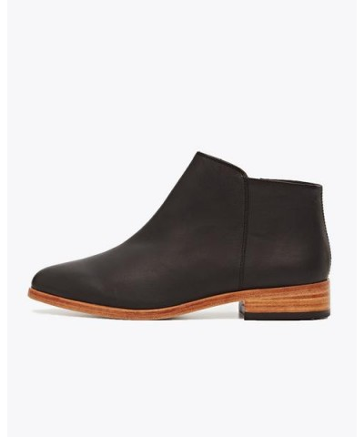 Lana Ankle Boot Black