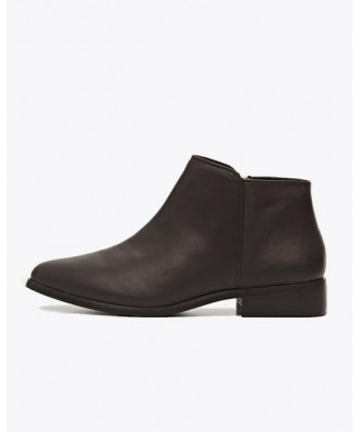 Lana Ankle Boot Black/ Black