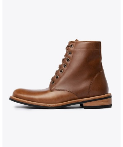 Amalia All Weather Boots Brown